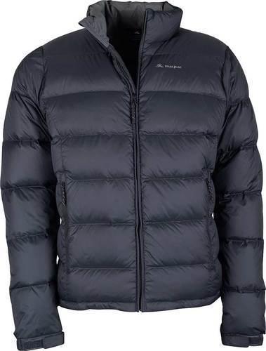 Mens Black Pullover Jacket Size: Medium