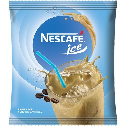 Delicious Taste Ice Cold Coffee