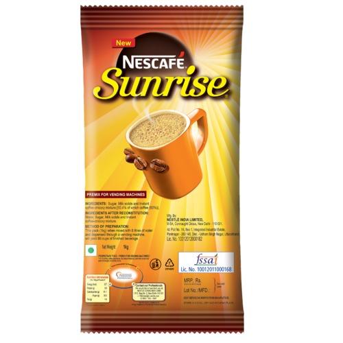 Hygienic Prepared Nescafe Coffee Premix