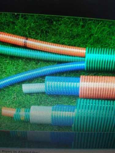 Round Shape Pvc Pipes