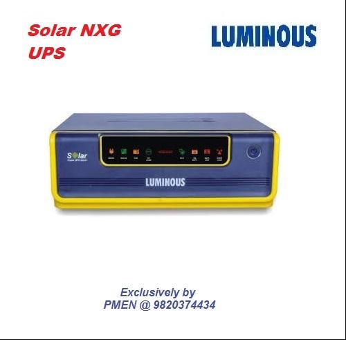 Solar Home Ups Nxg 1400/12v (Luminous)