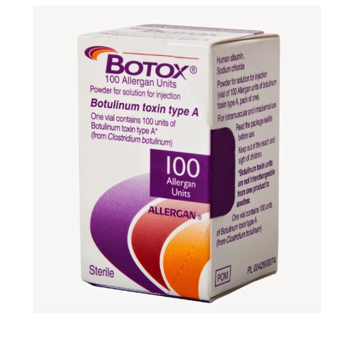 Botox Injection 100 Allergan Uinits