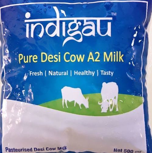 Desi Gir Cow A2 Milk