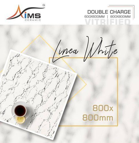 Double Charged Vitrified Tiles 800x800 mm