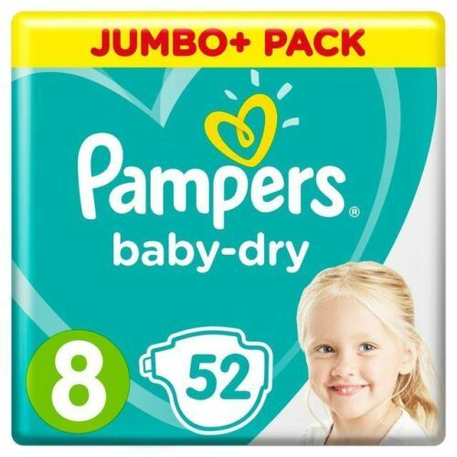 Pampers Baby Diapers Packets