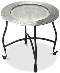 Standout Moroccan Tea Table