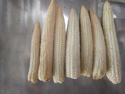 Frozen Baby Corn Certifications: Brc