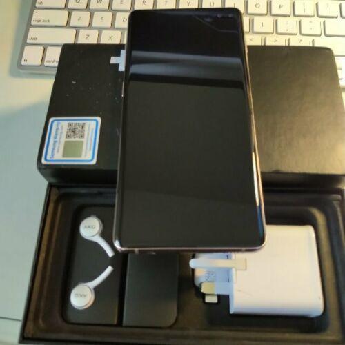 Galaxy S10 Plus 1TB SM-G975F, DS Dual Mobile Phone (Samsung)