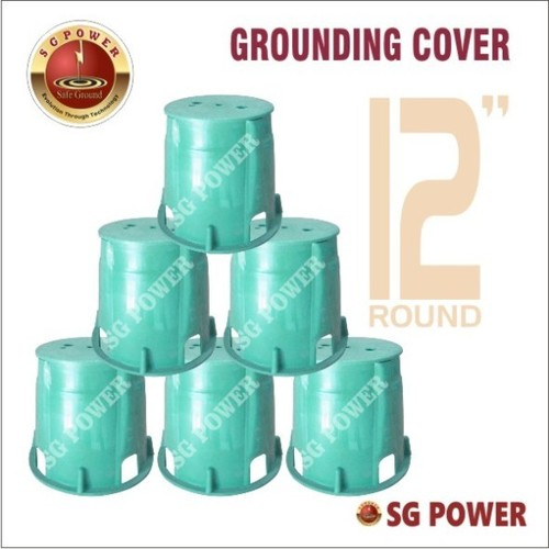 Grounding Cover, Earthing Pit Cover