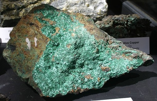 Raw Copper Ore