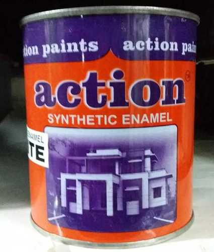Synthetic Liquid Enamel Paints