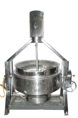 Cooking Gas Fired Kettle