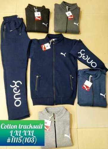 Mens Track Suit Set