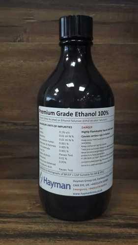 Premium Grade Ethanol 100%