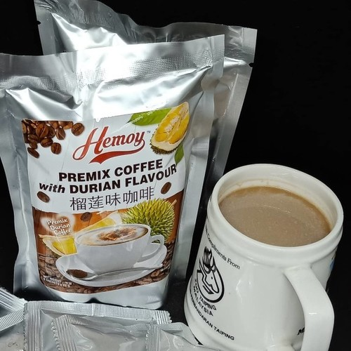 Premix Coffee With Durian Flavour
