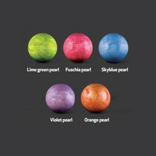 Standard Colors Brunswick Bowling Balls With Warranty