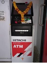 ATM Machine For Self-Serve Transactions