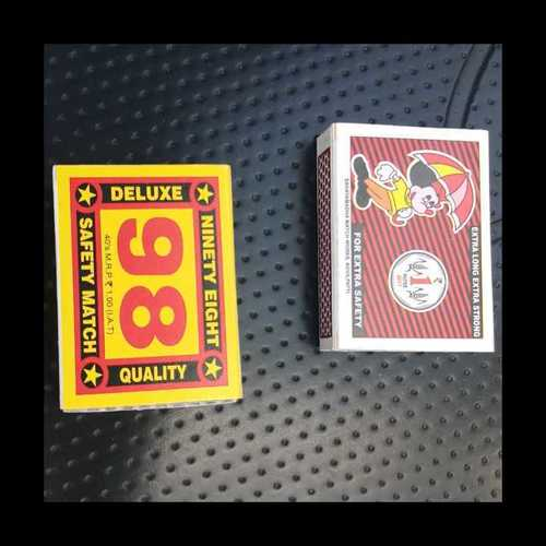 Best Price Safety Matches Box