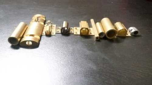 Brass Hollow Profile Section Rods  Size: Various Sizes Are Available