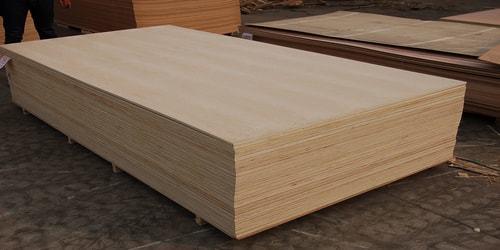 Brown Color Plywood Board