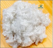 Hollow Conjugated Siliconized Polyester Staple Fiber (7D X 51)