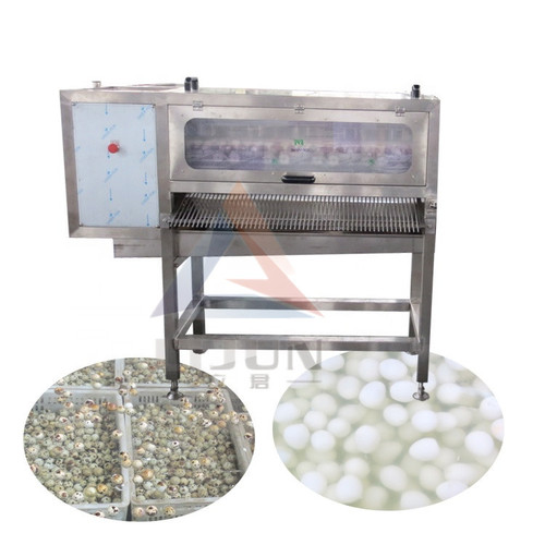 Lijun Lj-500 Automatic Boiled Egg Process Peeler
