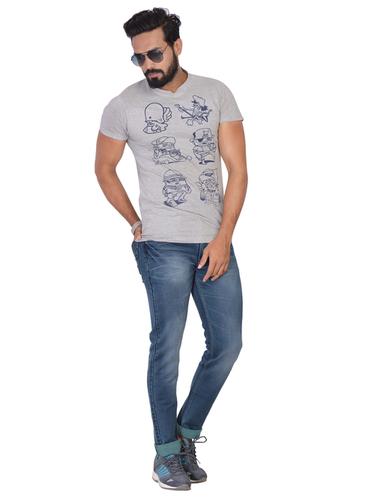 Blue Oddmark Jean For Men