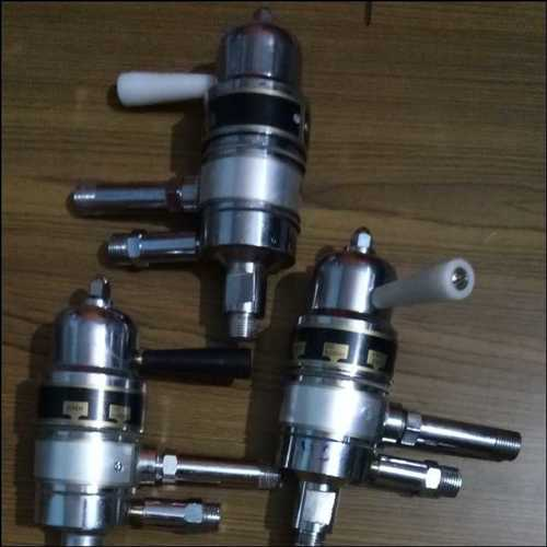 Operating Valve For Autoclave