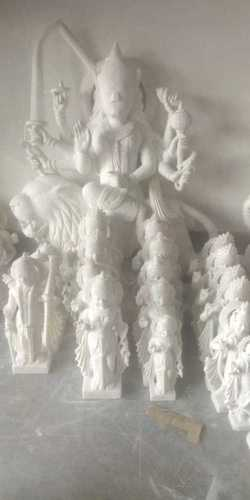 Pure Marble God Statue