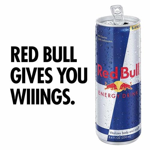 Red Bull Energy Drink 8.4 Floz (24 Count)