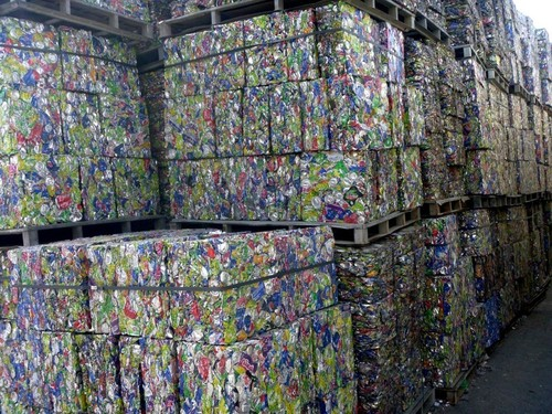 Used Beverage Can Scrap