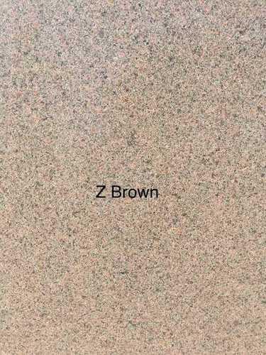Z-Brown Granite Slabs