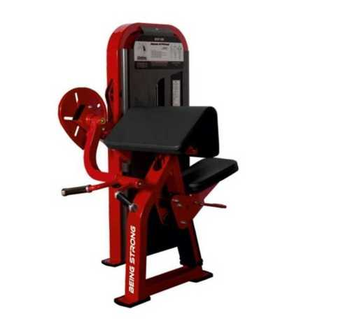 Biceps Curl Machine for Gym