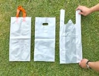 Biodegradable Plastic Disposable Bag