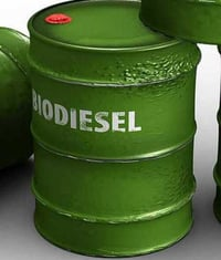 Biodiesel Oil Can