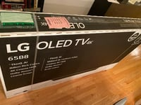 Brand New LG 55 inches Smart OLED TV