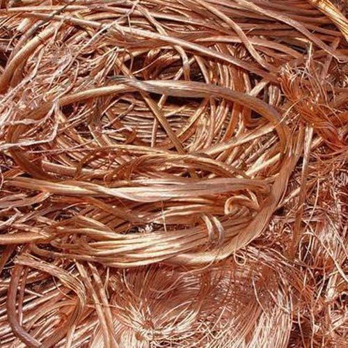 Copper Wire Millberry 99.9% Purity Scrap Certifications: Yes