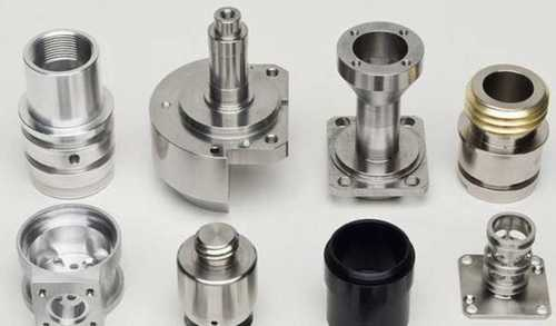 Corrosion Resistance VMC Machined Component