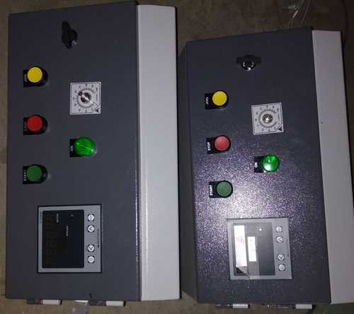 Electronic VFD Control Panel