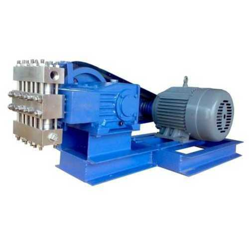 Fully Electric High Pressure Pump