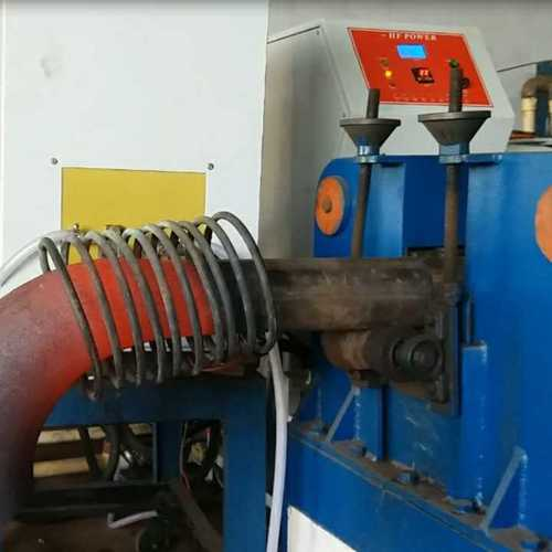 Induction Elbow Heating Machine