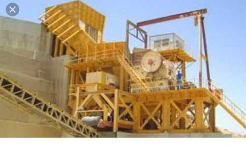 Industrial Stone Crusher Machine