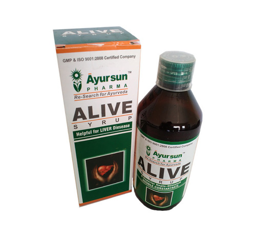 Liver Tonic - Alive Syrup