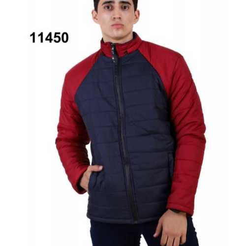 Mens Winter Quilted Jacket
