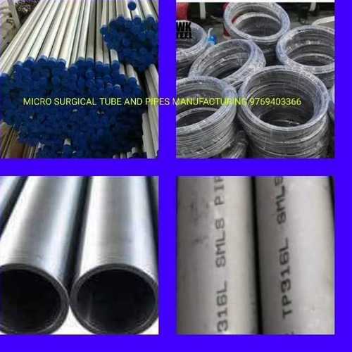Micro Hydraulics Seamless Tube And Pipes