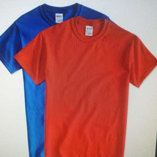 Red And Blue Color Boys T Shirts