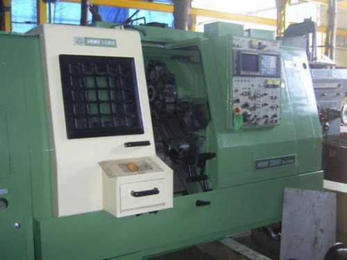 Semi Automatic CNC Machines