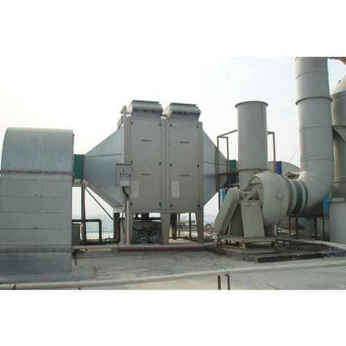 Textile Industry Electrostatic Precipitators