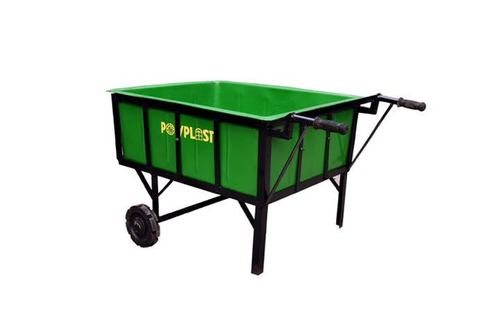 Wheel Barrow (Waste Collection Trolley)