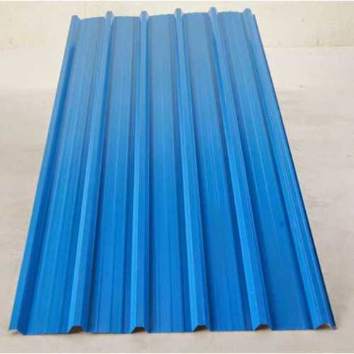 Blue Colour Coated Profile Roofing Sheets